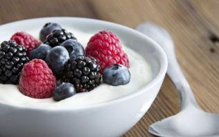 Tasty and easy to make protein recipes: Greek yoghurt breakfast bowl