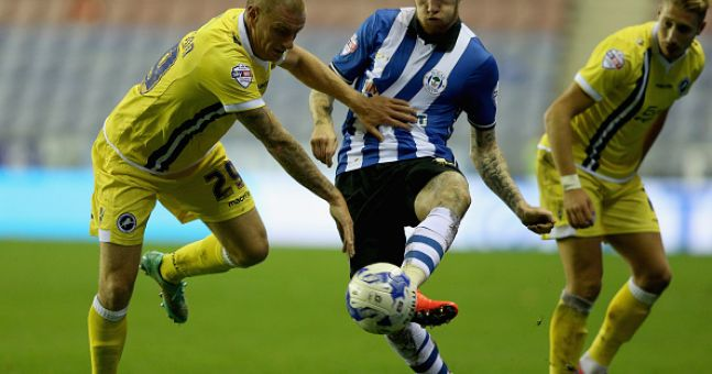 Pic: James McClean pens open letter to Wigan chairman explaining why he won't be wearing a poppy tonight
