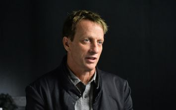 Tony Hawk tells the Web Summit about living the dream & helping those in need