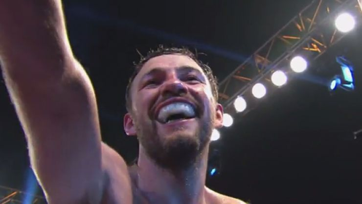 Video and reaction to Andy Lee's superb WBO middleweight belt win over Matt Korobov