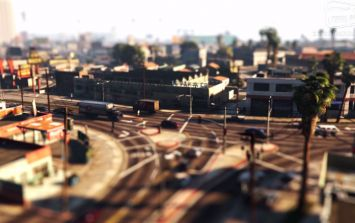 Video: GTA V's Los Santos looks like a real city in this brilliant tilt-shift time-lapse