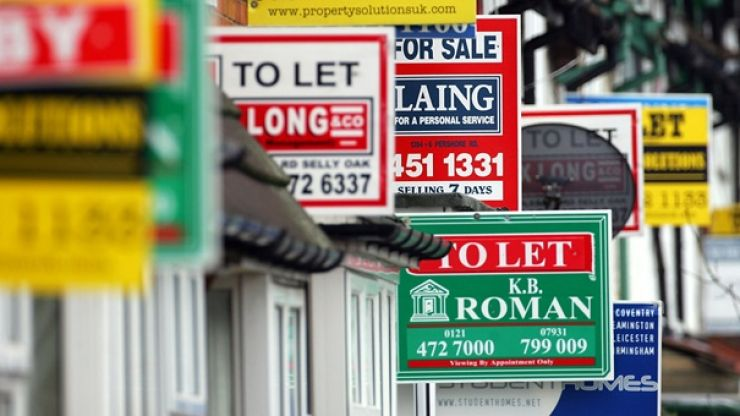 The most and least expensive places to rent in Ireland have been revealed