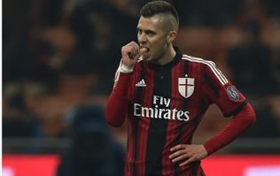 a03218b6529 Video  Jeremy Menez  first-touch for his goal against Napoli is absolutely  superb