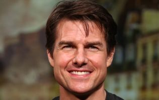 Video: Footage of Tom Cruise almost getting hit by a London bus