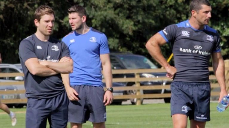 Leinster Rugby Nutrition for Elite Athletes in association with Optimum Nutrition: Day to day basics