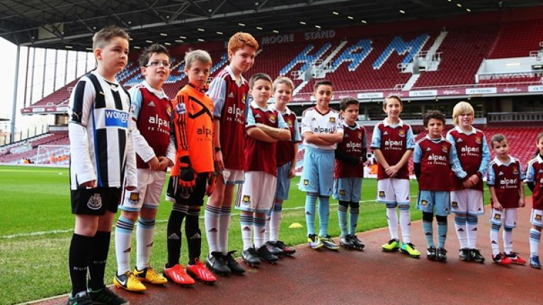 newest 79c83 0095c West Ham are charging a crazy amount of money for kids be ...