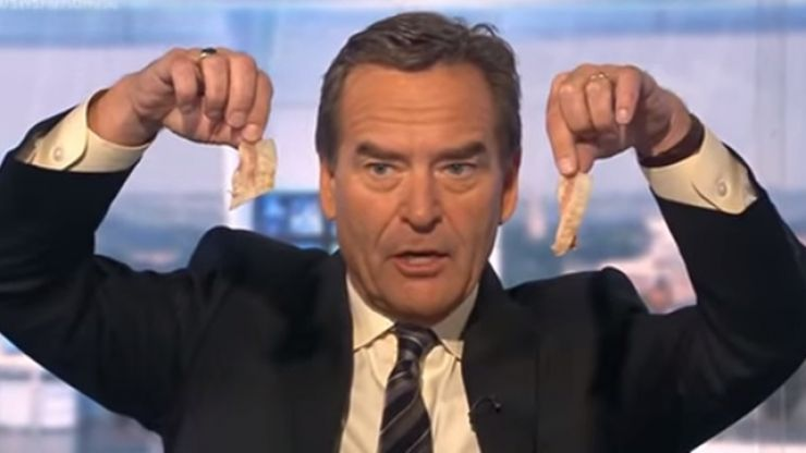 Video: The Jeff Stelling sandwich masterclass and other hilarious highlights from Soccer Saturday in 2014