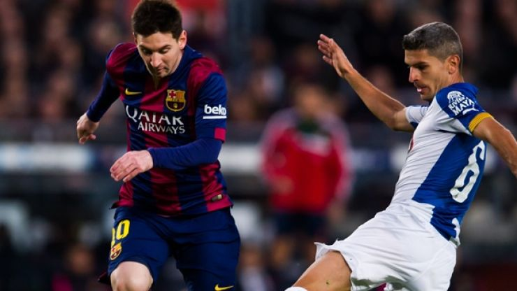 Pic: We can't say we're huge fans of Lionel Messi's new leg tattoo