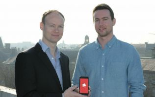 Ordering food online is about to become even easier thanks to two Irish brothers