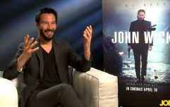 PICS: Keanu Reeves proves he's an absolute legend by crashing a random wedding