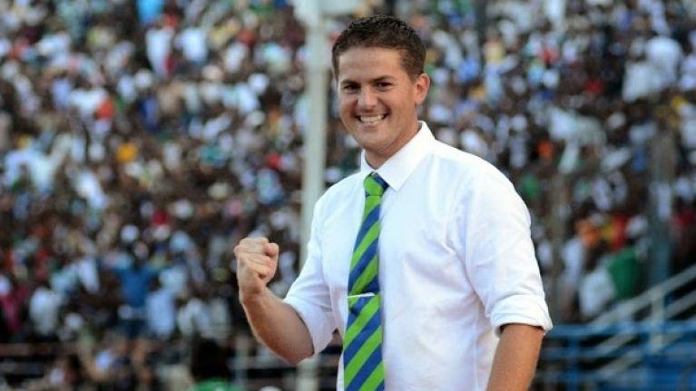 Meet Johnny McKinstry, the Antrim guy who's managing Rwanda's international football team