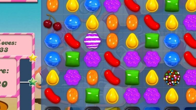 This guy needs surgery after his obsession with playing Candy Crush went horribly wrong