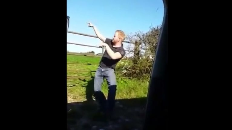 Video: Introducing John Lawless, the dancing farmer from Laois