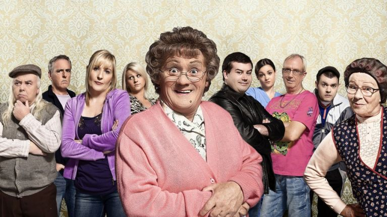 irelands most watched christmas tv shows revealed and theres a famous granny - Christmas Tv Shows