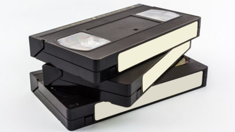 Here's why your old VHS tapes could be worth a lot of money