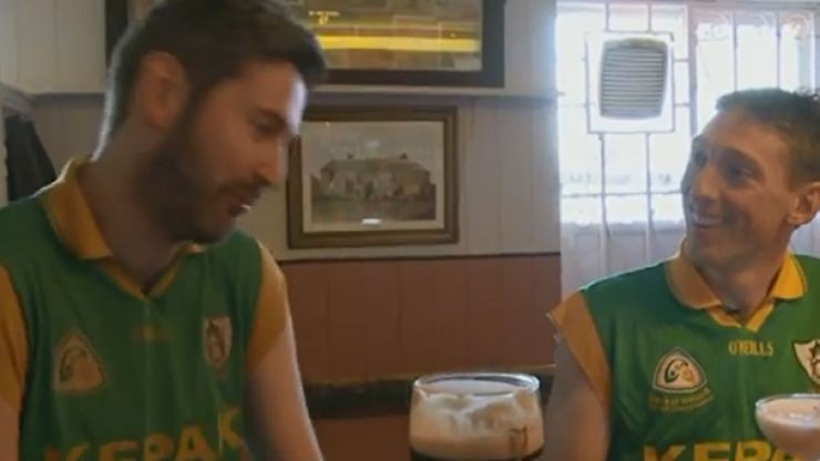 Video: The brilliant Trevor Giles sleveless Meath jersey sketch from Second Captains Live