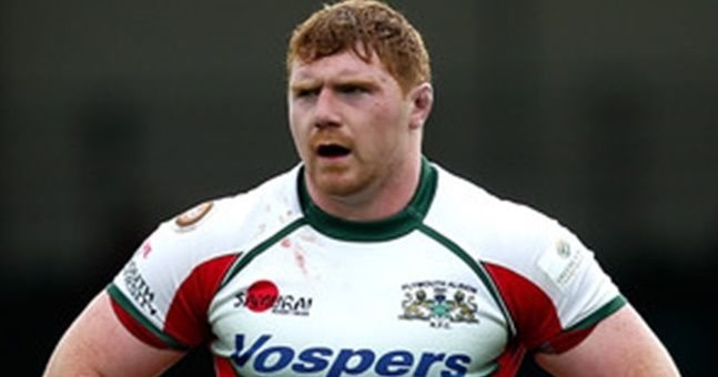 Pic: Irish rugby player suffers what's probably the worst