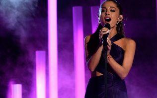 Ariana Grande announces Irish concert date for 2019