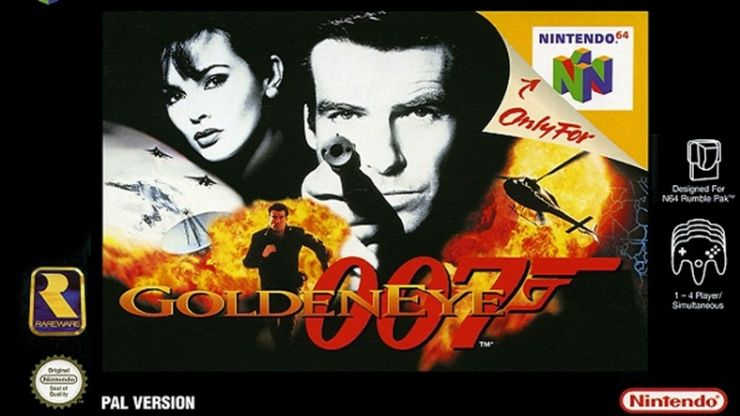 Ranking the 15 best weapons from the classic N64 game GoldenEye 007