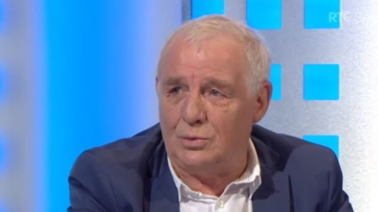 Video: Eamon Dunphy worships at the altar of Lionel Messi
