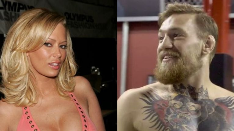 Video Porn Star Jenna Jameson Talks About Her Obsession With Conor Mcgregor