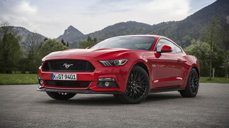 Gallery: Calling all petrol-heads! Here's the all-new Ford Mustang
