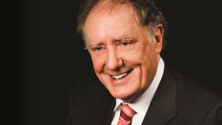 Vincent Browne gives his presidential endorsement and slams several other candidates