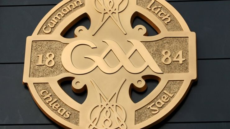 Pic: If you ever needed proof that the GAA is like a religion in Ireland then here it is