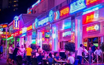 Magaluf is putting an end to some of its most popular holiday packages