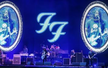 JOE's new song of the day #422: Foo Fighters - 'The Sky is a Neighbourhood'