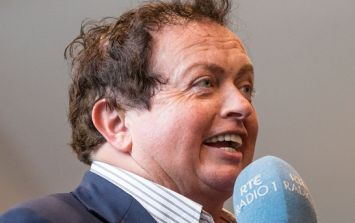 PICS: This pumpkin looks more like Marty Morrissey than Marty Morrissey does