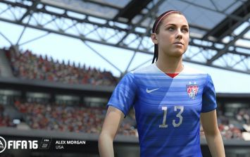 Video: FIFA 16 set to include women's international teams for the first time