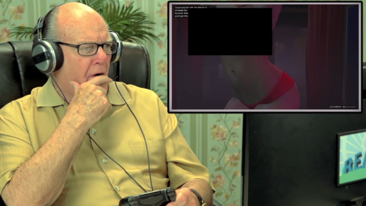 Video: Older folks play Grand Theft Auto V and offer some hilarious reactions