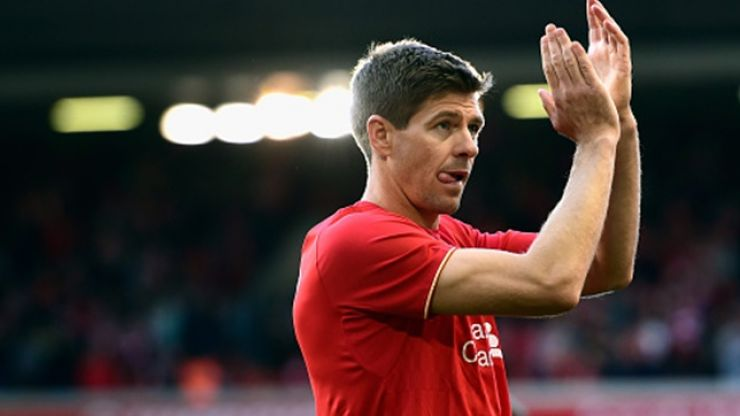 Audio: The Gift Grub sketch on Steven Gerrard is on the money