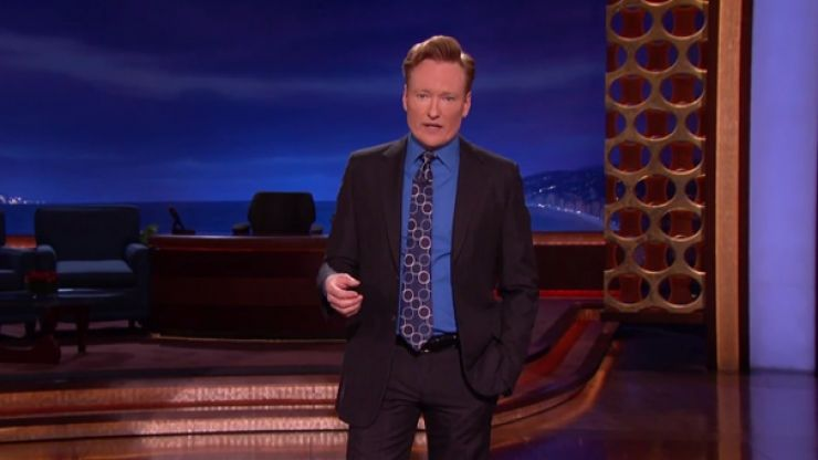 Conan O'Brien reveals who was his worst guest after 25 years of hosting late-night TV