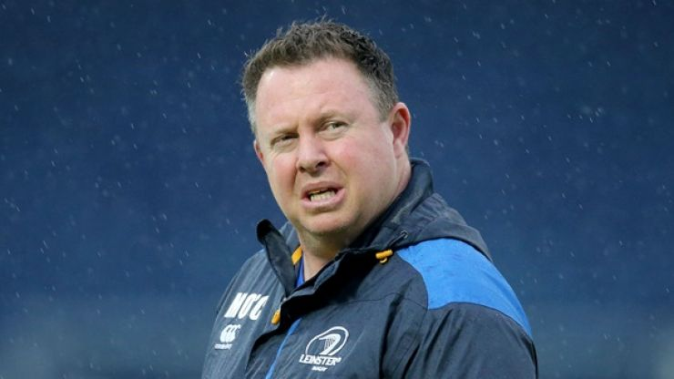 Leinster confirm Matt O'Connor is leaving the province