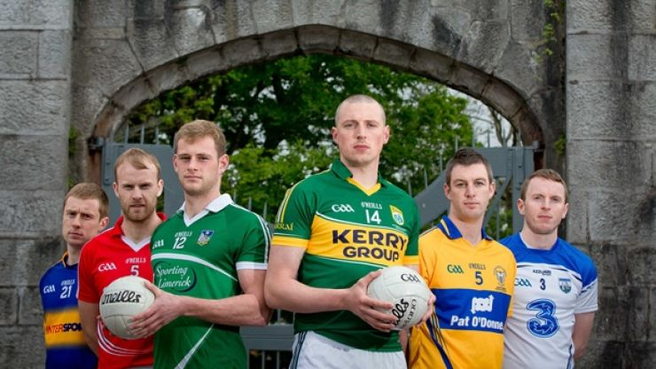 Get fit, look fit: Tog out for Championship season with the nicest GAA inter-county jerseys