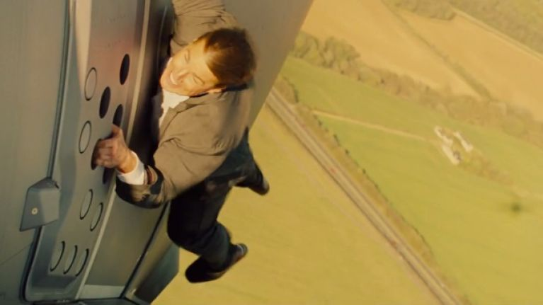 Video: The super-cool new trailer for Mission: Impossible