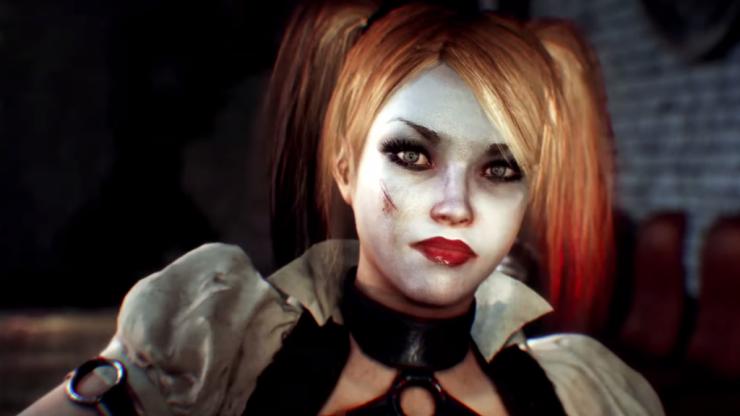 Video: Gamers can play as Harley Quinn in Batman: Arkham Knight