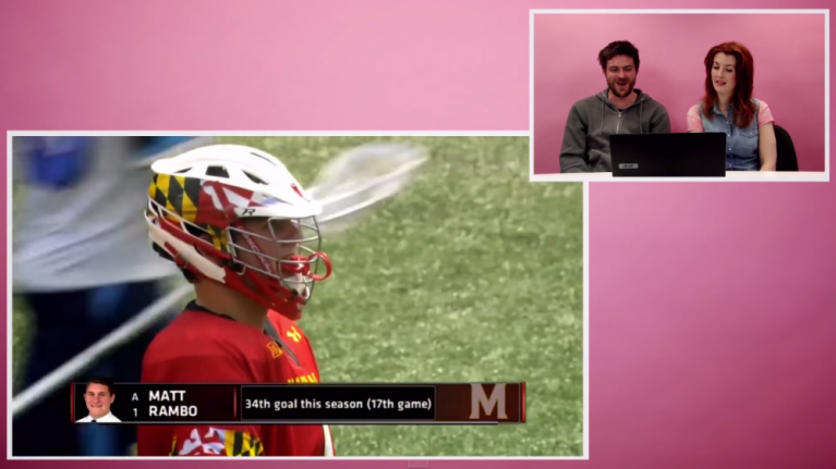 Video: Irish people watch lacrosse for the first time and explain why it's nothing like hurling