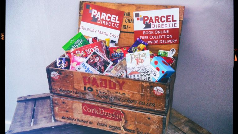 [CLOSED] WIN: Send an Irish care package to an ex-pat anywhere in the world with ParcelDirect.ie