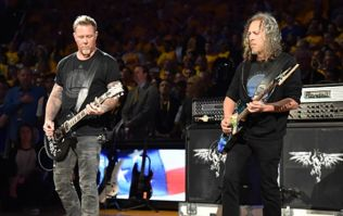 Metallica look set to rock Slane in 2019 as part of their worldwide tour