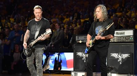 Metallica look set to rock Slane in 2019 as part of their