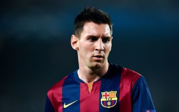 Lionel Messi has been given a suspended 21 month prison sentence for tax evasion