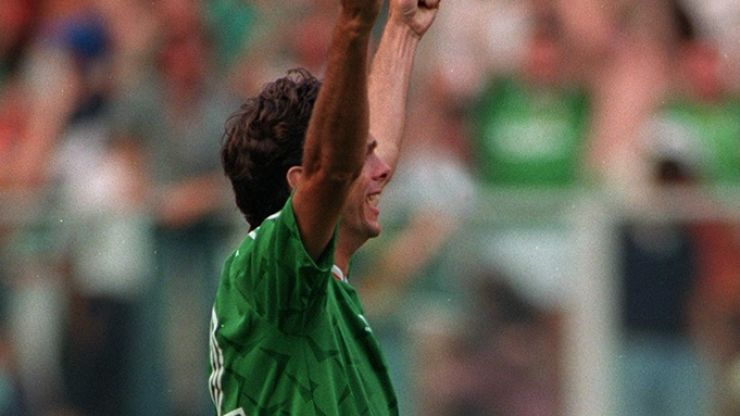 QUIZ: Can you name every Irish player to score a goal in a World Cup (penalties included)