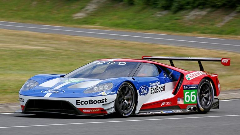Video: Ford announces its return to Le Mans with the GT in this very slick video