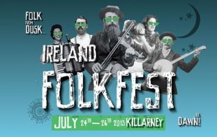 [CLOSED] Want to win tickets to Folkfest Killarney for you and four mates?