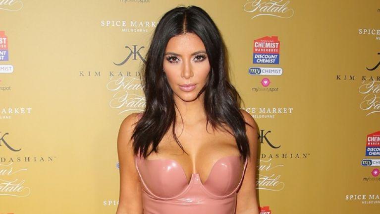 Kardashian seksi videot
