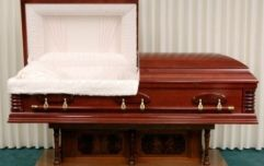 Theme park offers prize to anyone who can stay in a coffin for 30 hours