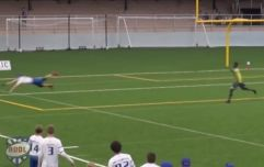 Video: Ultimate Frisbee player somehow pulls off impossible-looking catch